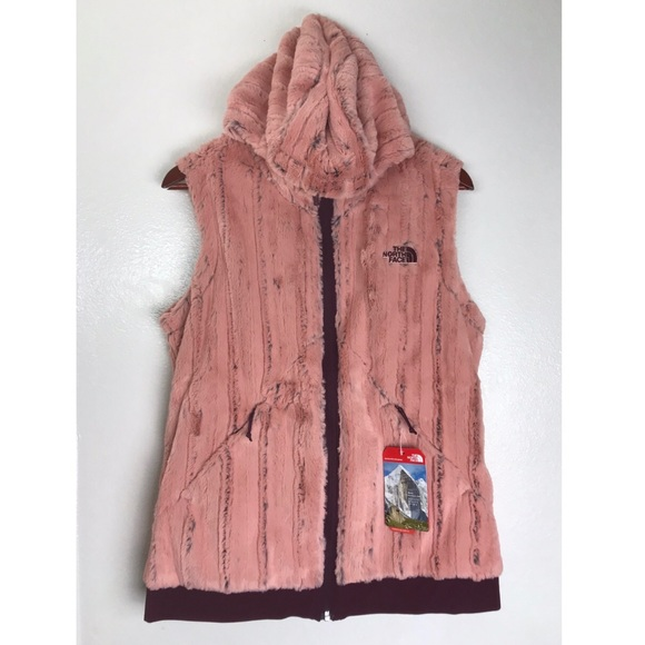 35a2240613ab  The north face  w furlander vest in rose dawn M